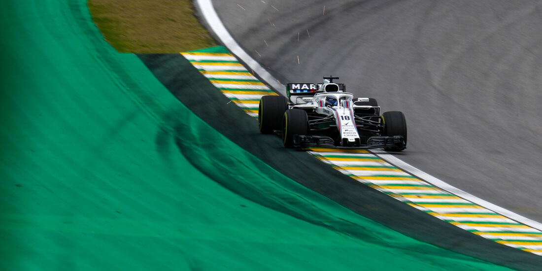 Lance Stroll - Williams - GP Brasilien - Interlagos - Formel 1 - Samstag - 10.11.2018