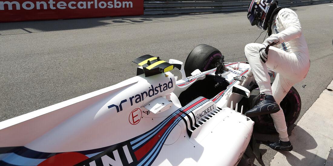 Lance Stroll - Williams - GP Monaco - Formel 1 - 25. Mai 2017
