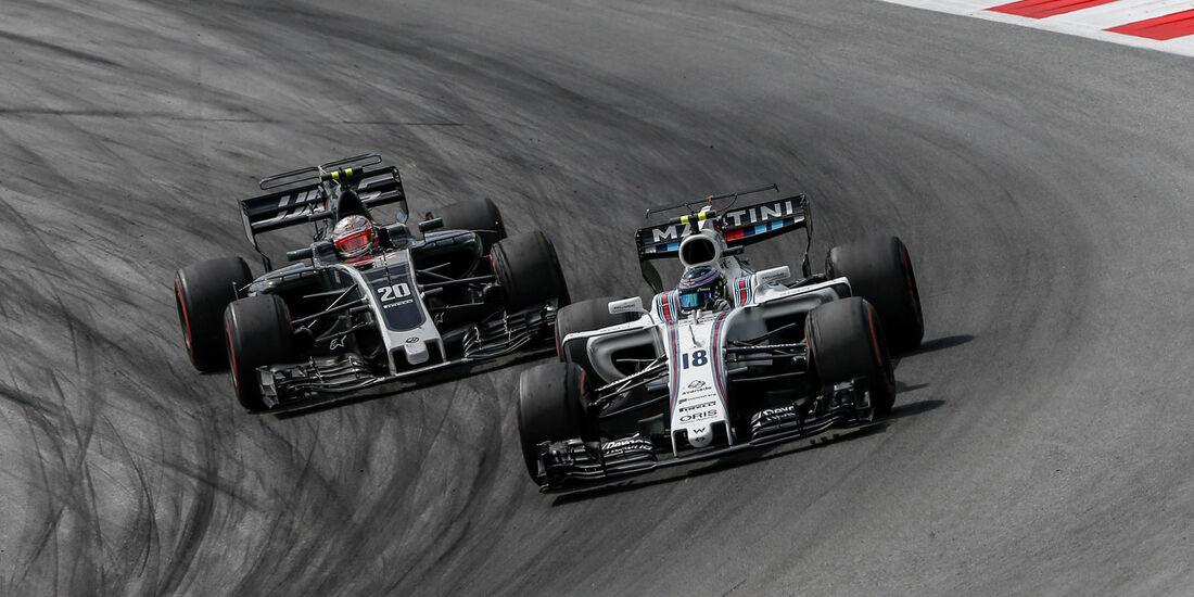 Lance Stroll - Williams - GP Österreich 2017 - Spielberg - Rennen