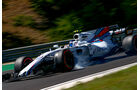Lance Stroll - Williams - GP Ungarn 2017 - Budapest - Qualifying
