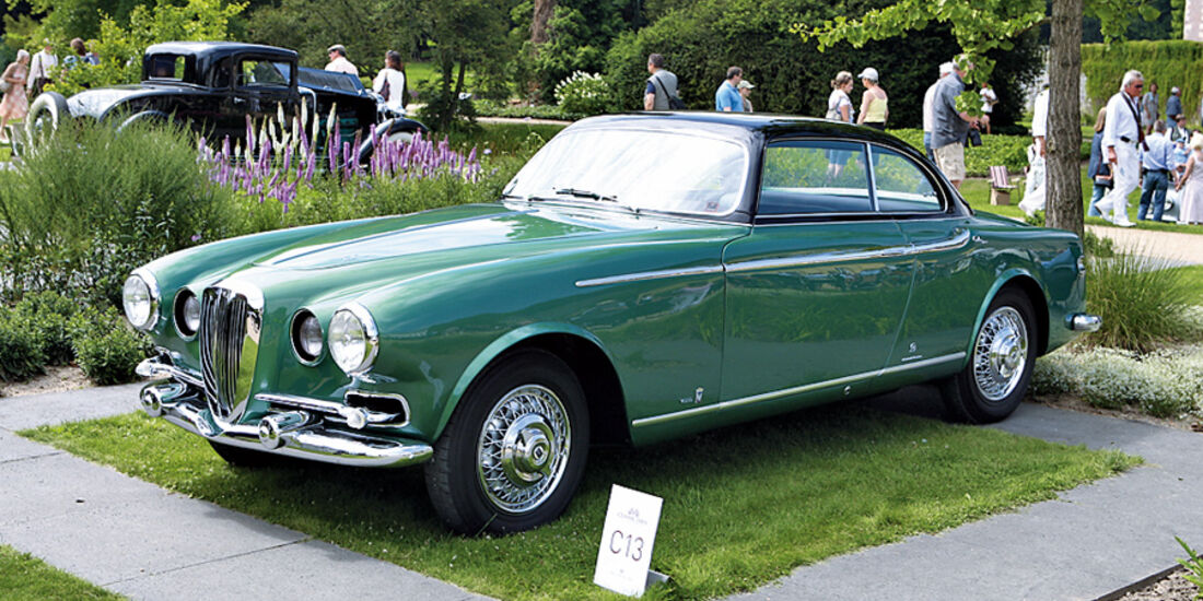 Lancia Aurelia, Jewels in the Park, Classic Days Schloss Dyck