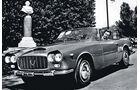 Lancia Flaminia Cabriolet, Seitenansicht