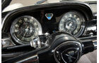 Lancia Flaminia Coupé 3B 2800, Rundinstrumente