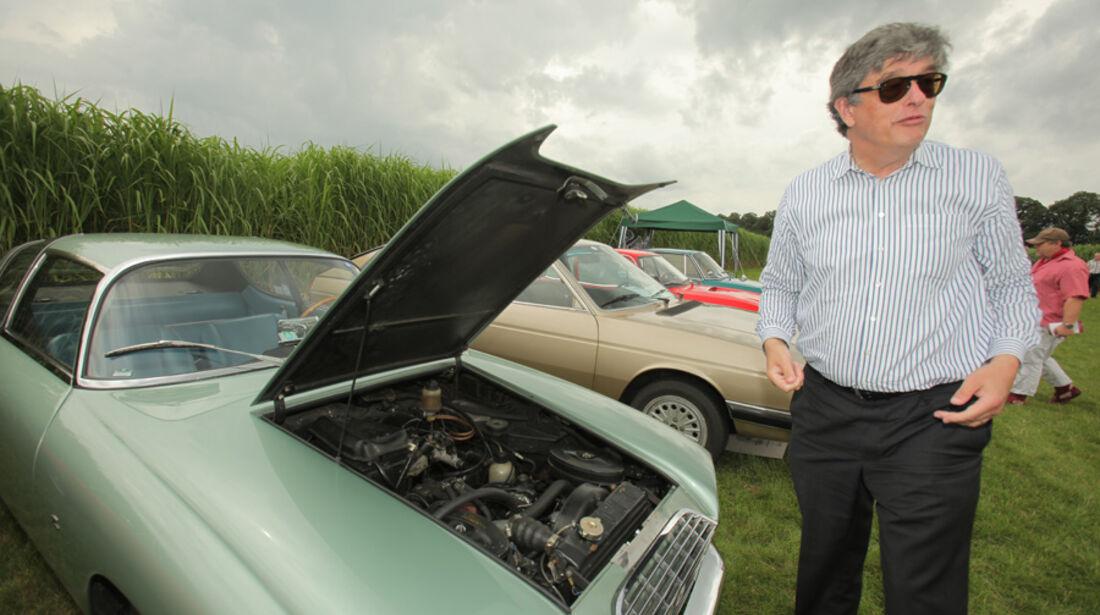 Lancia Flavia Zagato Coupe, Willi Kaufmann