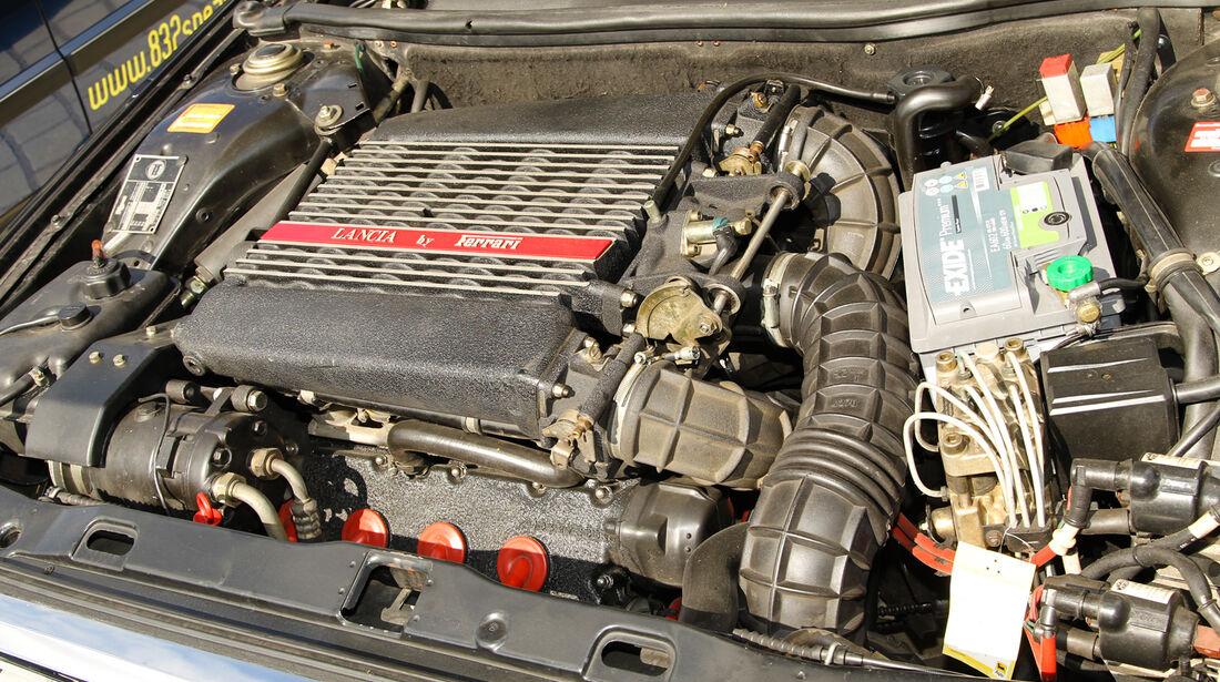 Lancia Thema S.W. 8.32, Motor