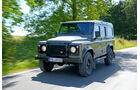 Land Rover Defender 2014 Siebensitzer