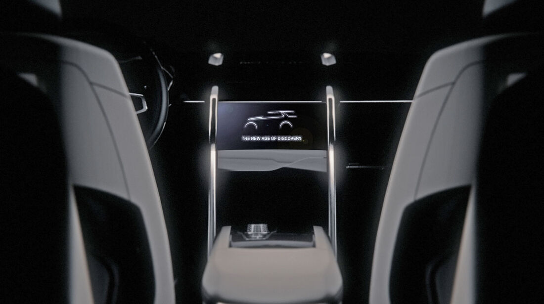Land Rover Discovery 2014 Design Concept