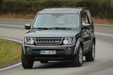 Land Rover Discovery 3.0 TDV6, Frontansicht