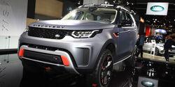 Land Rover Discovery SVX IAA 2017