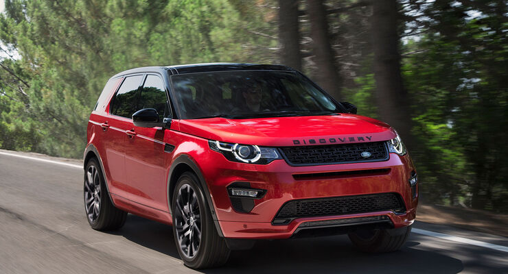Land Rover Discovery Sport Dynamic-Designpaket