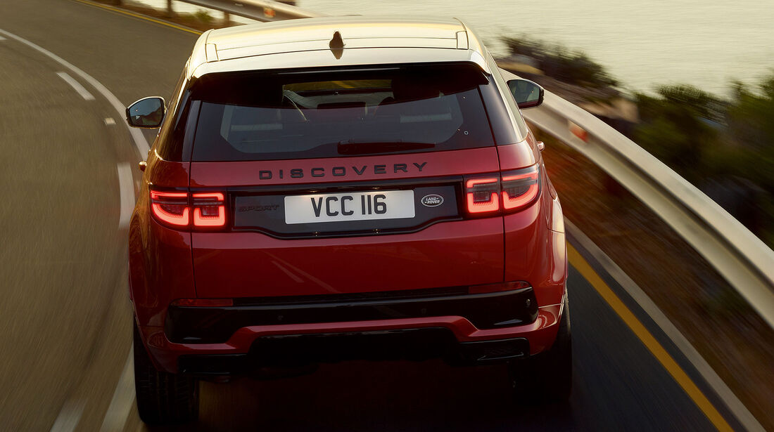 Land Rover Discovery Sport Facelift (2020)