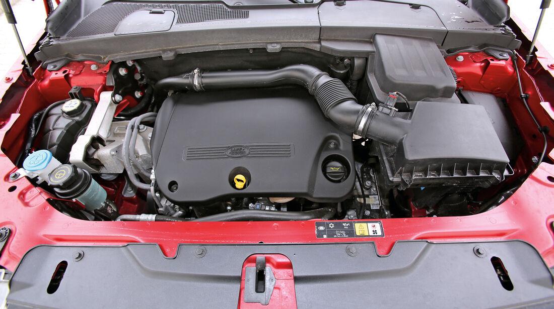 Land Rover Freelander 2.2 SD4, Motor