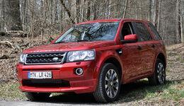Land Rover Freelander 2.2 TD4