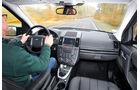 Land Rover Freelander SD4, Innenraum