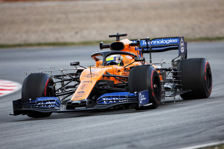 Lando-Norris-McLaren-Barcelona-F1-Test-1