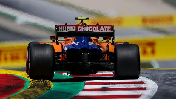 Lando Norris - McLaren - Formel 1 - GP Östereich - Spielberg - 28. Juni 2019