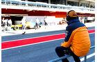 Lando Norris - McLaren - Formel 1 - Test - Barcelona - 15. Mai 2019