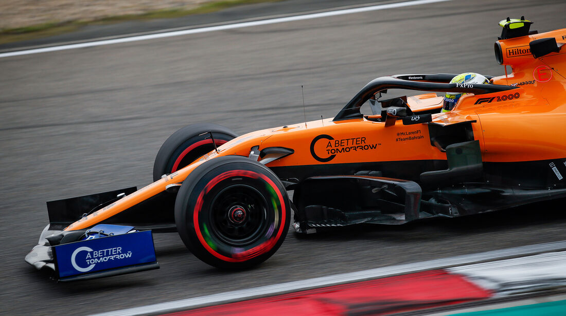 Lando Norris - McLaren - GP China 2019 - Shanghai