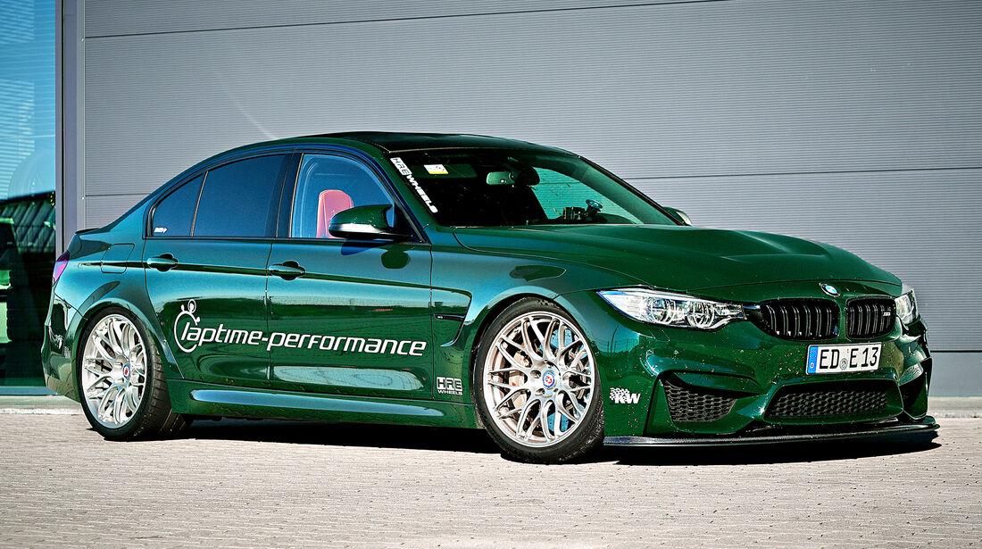 Laptime-BMW M3 - Tuning - Limousinen/Kombis - sport auto Award 2019