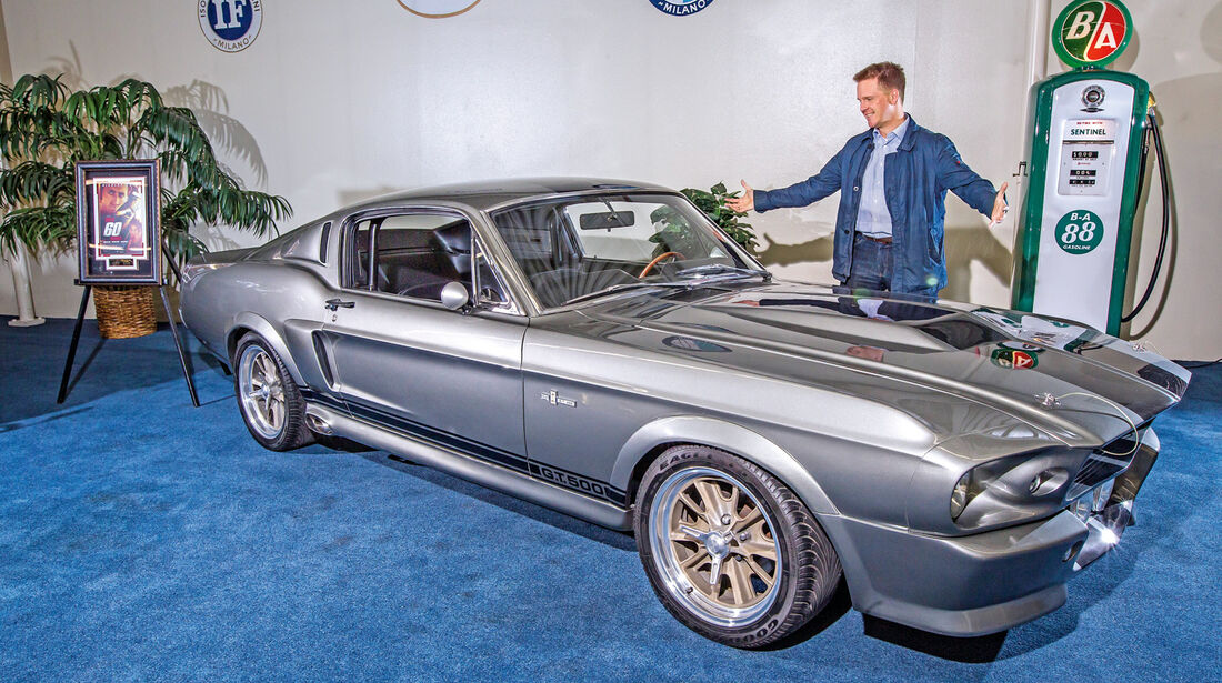 Las Vegas, Mustang Fastback Eleanor
