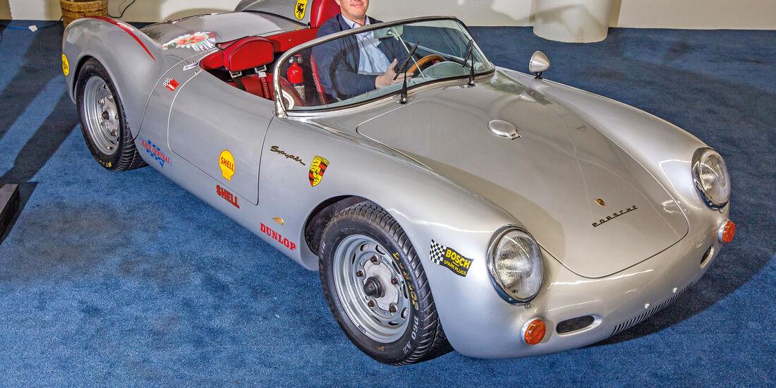 Las Vegas, Porsche 550 Spyder
