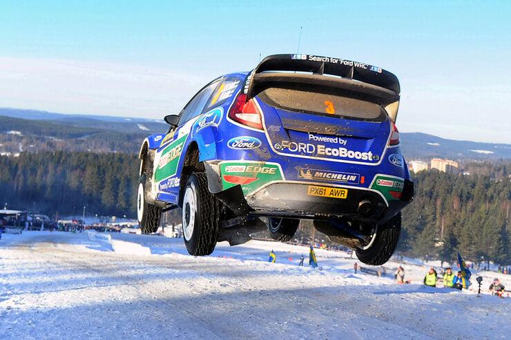 Latvala Rallye Schweden 2012 WRC