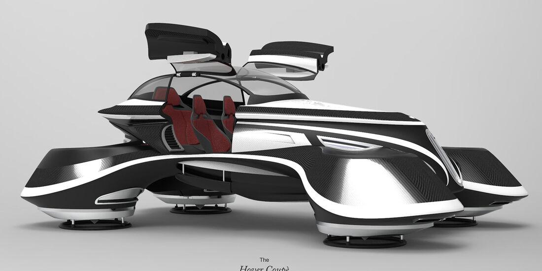 Lazzarini Design Hover Coupé