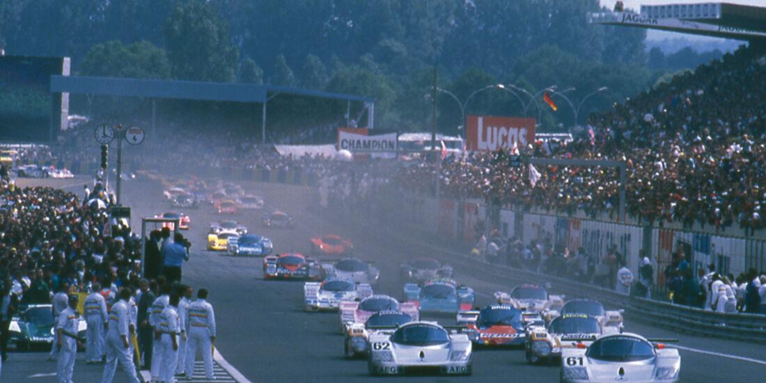 Le Mans Start 1989