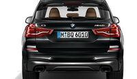 Leak BMW X3 2017