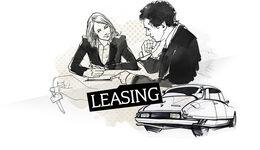 Leasing, Grafik