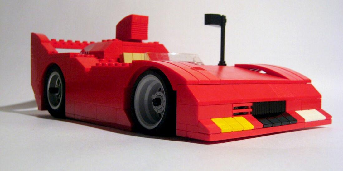 Lego Rennautos - Alfa Romeo Tipo 33 TT12