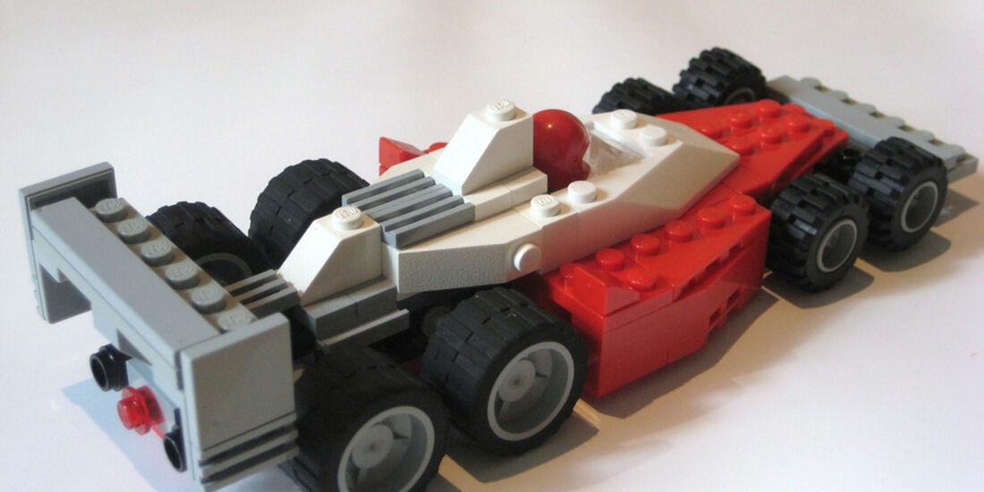 Lego Rennautos - Ferrari 312 T8