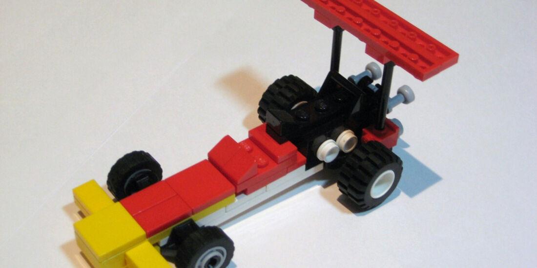 Lego Rennautos - Lotus 49B