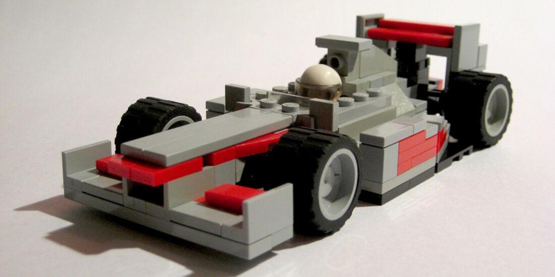 Lego Rennautos - McLaren MP4-26 (2011)