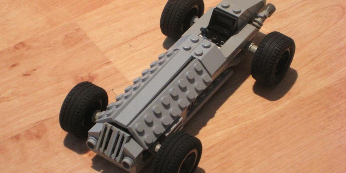 Lego Rennautos - Mercedes-Benz W125