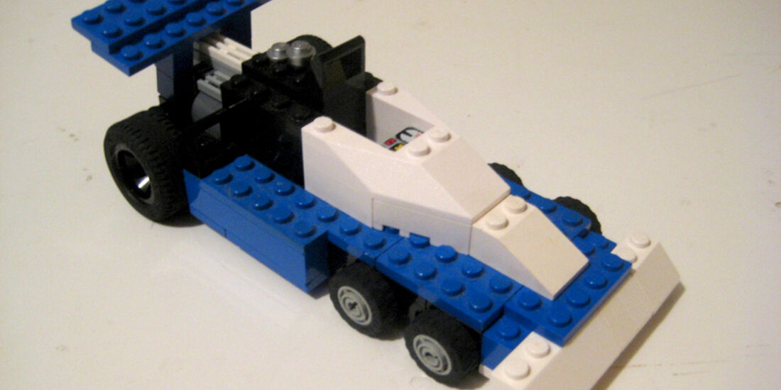 Lego Rennautos - Tyrrell P34 (1976)