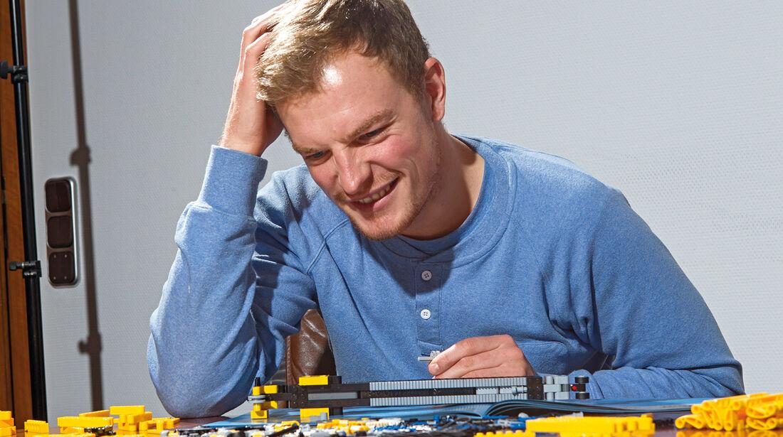 Lego-Technik, Konzentration