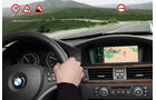 Lernende Navigation von BMW