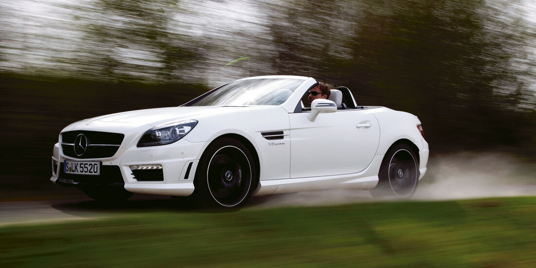 Leserwahl sport auto-Award H 083 - Mercedes SLK 55 AMG