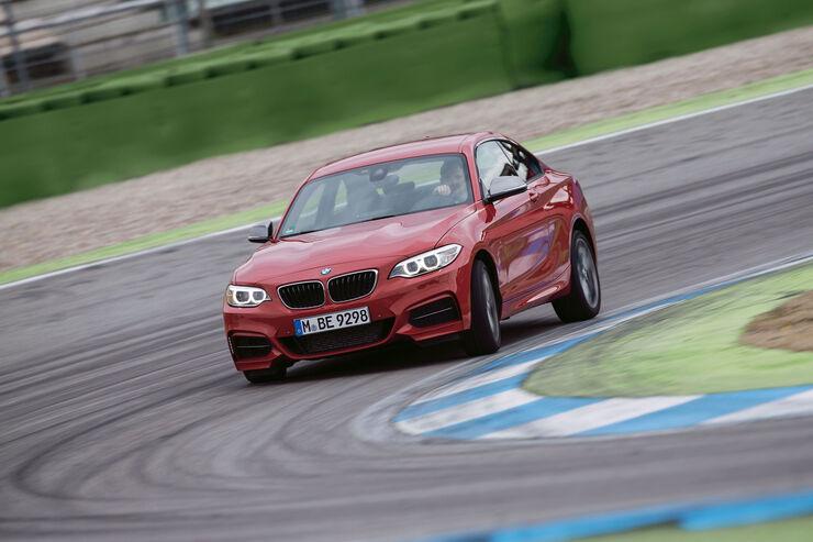 Leserwahl sport auto-Award L 105 - BMW M235i Coupé