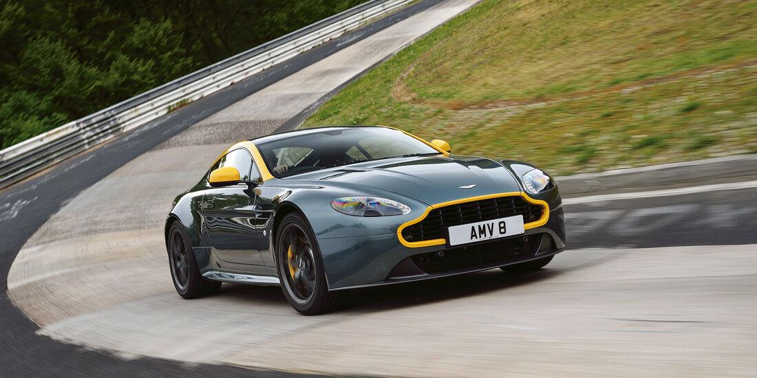 Leserwahl sport auto-Award N 127 - Aston Martin V8 Vantage N430
