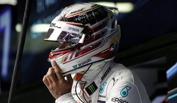 Lewis Hamilton - Barcelona - F1-Test - 2018