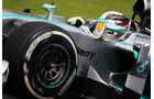 Lewis Hamilton - Formel 1 - GP Brasilien - 8. November 2014