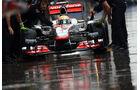 Lewis Hamilton - Formel 1 - GP Korea - 14. Oktober 2011