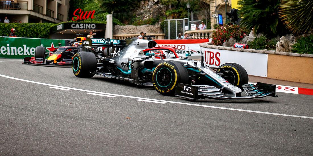 Lewis Hamilton - Formel 1 - GP Monaco 2019
