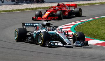 Lewis Hamilton - Formel 1 - GP Spanien 2018