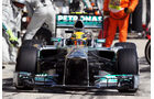 Lewis Hamilton - Formel 1 - GP Ungarn 2013
