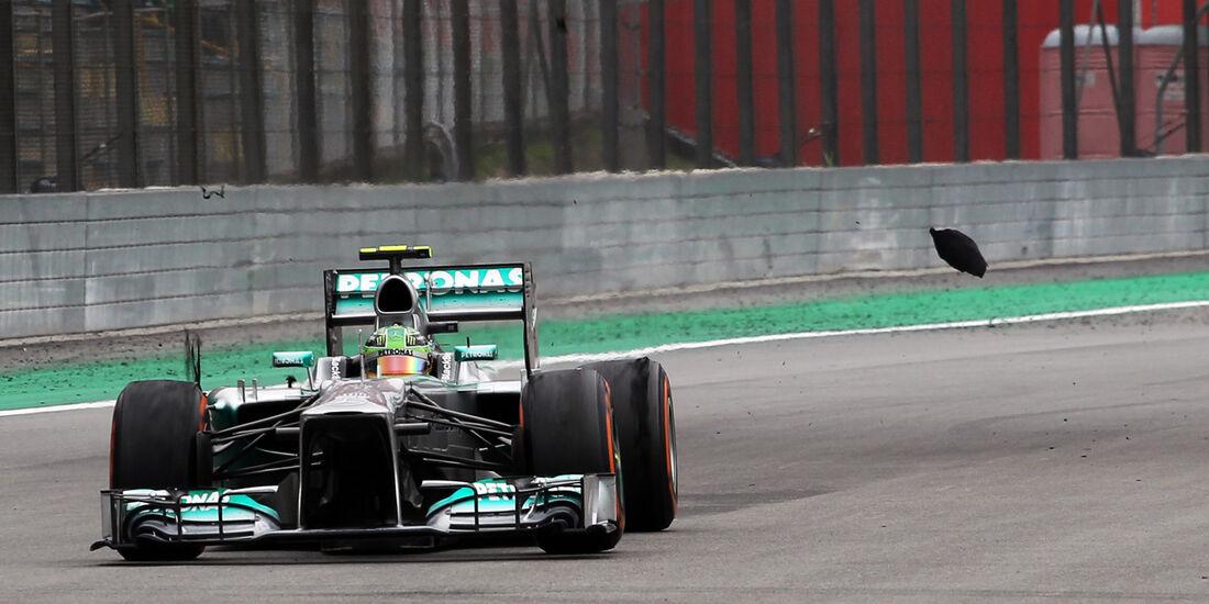 Lewis Hamilton - GP Brasilien 2013