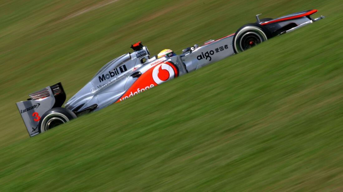 Lewis Hamilton - GP Brasilien - 25. November 2011
