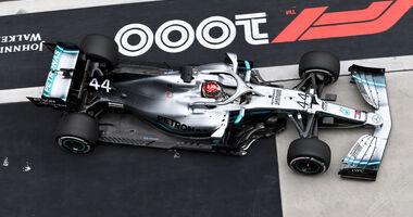 Zukunftspläne der Formel 1: Der Plan für 2021 - auto motor ...